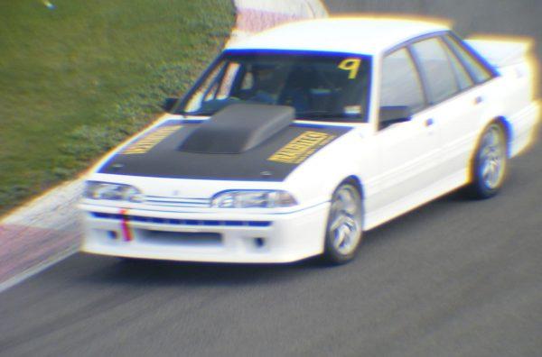 Simon Bowen - VL Commodore V8 Race Car