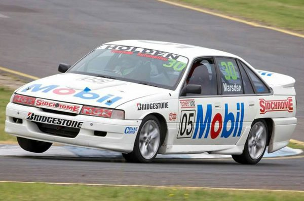 Steve Marsden - VN Commodore Race Car