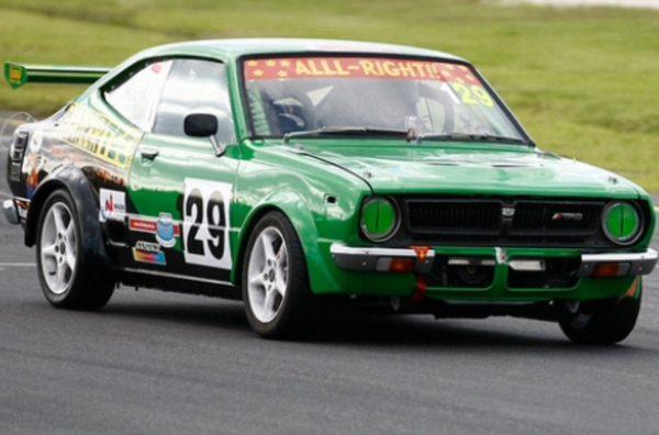 KE35 Race Car - TrailerTec Racing