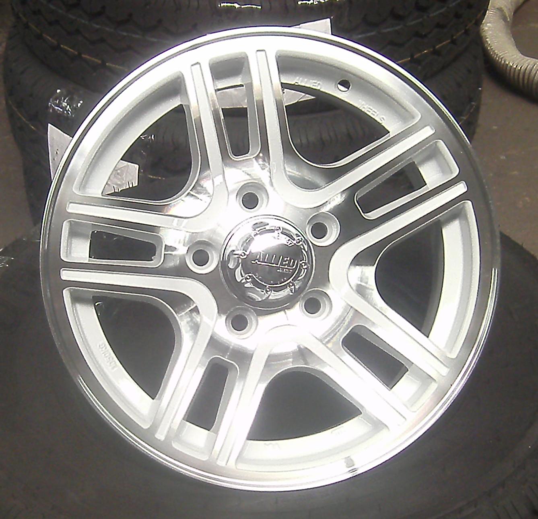 Trailer Alloy Wheels
