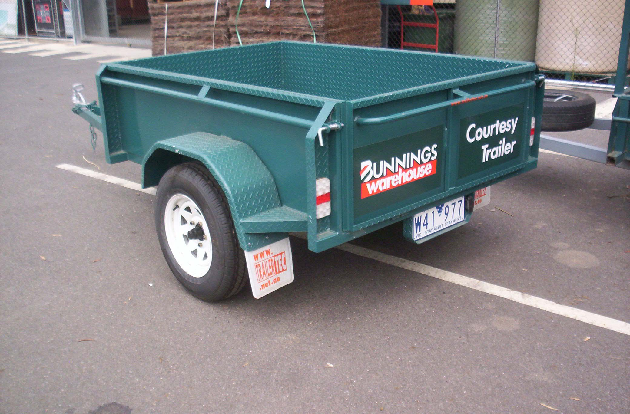Trailer Repairs & Service in Wodonga