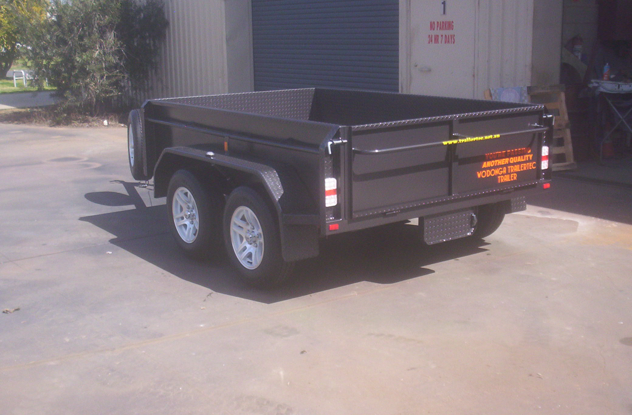 Box Trailer Wodonga